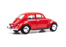 Volkswagen Beetle Photo stock