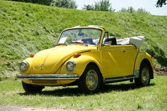 Volkswagen Beetle Stock Photos