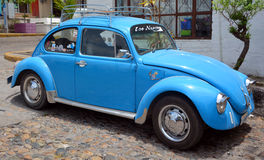 Volkswagen Beetle Photo libre de droits
