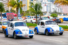 Volkswagen Beetle Стоковое Изображение RF
