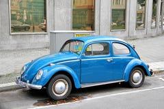 Volkswagen Beetle stock photos