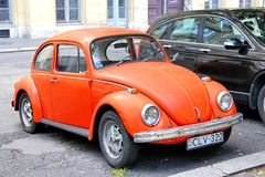 Volkswagen Beetle Royalty Free Stock Image