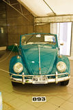 Volkswagen Beetle C, Vintage cars on display Stock Image
