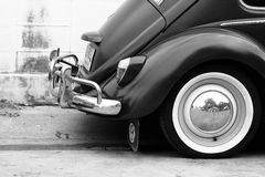 Volkswagen beetle classic car Royalty Free Stock Photos