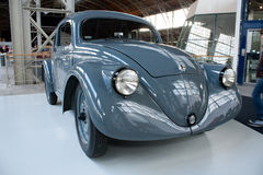 Volkswagen Beetle  on display Royalty Free Stock Photography