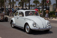 Volkswagen Beetle Royalty Free Stock Photography