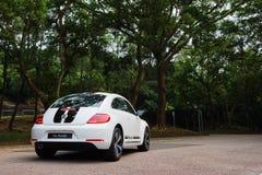 Volkswagen Beetle 2012 Stock Image