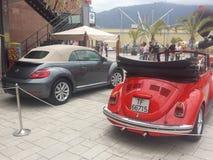 volkswagen beetle old Stock Photo