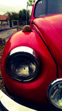 Volkswagen Beetle 1974 Royalty Free Stock Photography