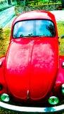 Volkswagen Beetle 1974 Stock Photo