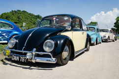Volkswagen Beetle Royalty Free Stock Photo