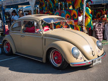 Volkswagen beetle Royalty Free Stock Images