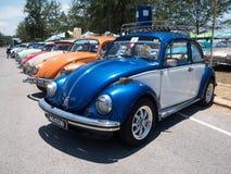 Volkswagen beetle Royalty Free Stock Photos