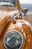 Volkswagen Beetle. At weekly Youngtimer Warsaw spot Stock Photo