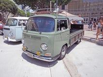 Volkswagen-Bestelwagen Royalty-vrije Stock Afbeelding