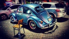 Volkswagen Bettle royalty-vrije stock afbeelding