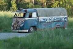 Volkswagen-Bus Lizenzfreie Stockbilder