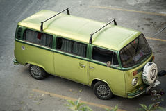 Volkswagen Bus Royalty Free Stock Photos