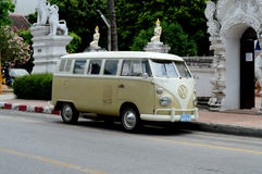 Volkswagen bus Stock Images