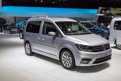 2015 Volkswagen Caddy Stock Photo