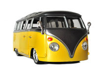 Volkswagen campervan Royalty Free Stock Images
