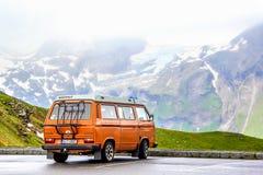 Volkswagen Caravelle Arkivbilder