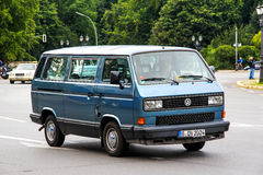 Volkswagen Caravelle Royalty Free Stock Photography