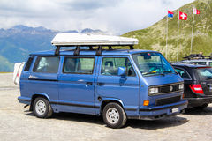 Volkswagen Caravelle Stock Photos
