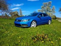Volkswagen CC στοκ εικόνες με δικαίωμα ελεύθερης χρήσης