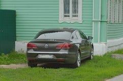 Volkswagen cc fotografía de archivo libre de regalías