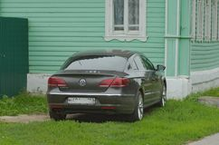 Volkswagen CC royalty free stock photography