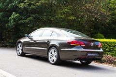 Volkswagen CC 2012 Royalty Free Stock Photo