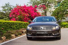 Volkswagen CC 2012 Royalty Free Stock Images