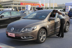 Volkswagen cc Stock Images