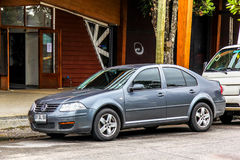 Volkswagen City Jetta Royalty Free Stock Images
