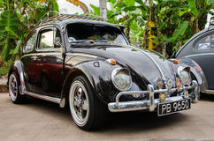 Volkswagen classic car Stock Images