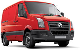 Volkswagen Crafter Stock Photography
