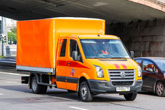 Volkswagen Crafter Royalty Free Stock Image