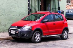 Volkswagen CrossFox Stock Images