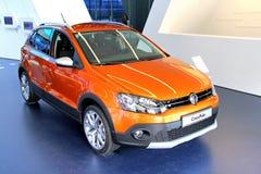 Volkswagen CrossPolo Stock Image