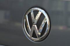 Volkswagen di frode fotografie stock
