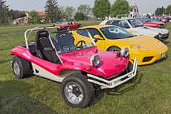 Volkswagen Dune Buggy Royalty Free Stock Images