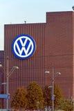 Volkswagen-Elektrizitätskraftwerk Lizenzfreies Stockbild