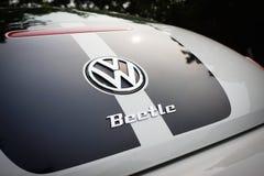 Volkswagen-embleem Royalty-vrije Stock Foto