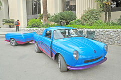 Volkswagen Fastback Arkivbilder