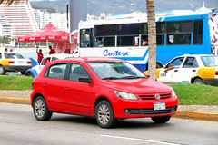 Volkswagen Gol fotografie stock libere da diritti