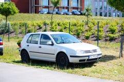 Volkswagen Golf Royaltyfria Foton