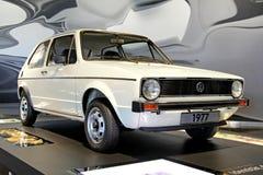 Volkswagen Golf Royaltyfria Bilder
