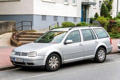 Volkswagen Golf Fotografering för Bildbyråer