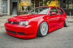 Volkswagen Golf Arkivfoton